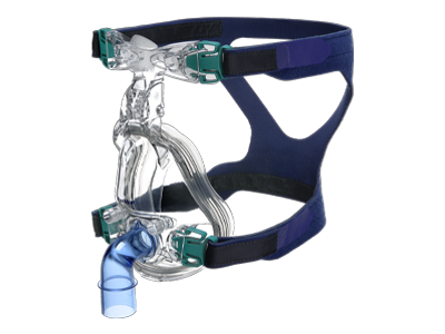 Ultra-Mirage-non-vented-full-face-mask-for-noninvasive-ventilation-treatment-ResMed