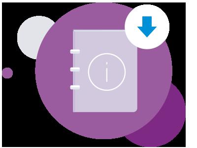 Icon Download Gebrauchsanweisung